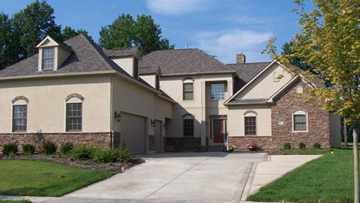 Silvestri homes custom home builder in central ohio for Central ohio home builders
