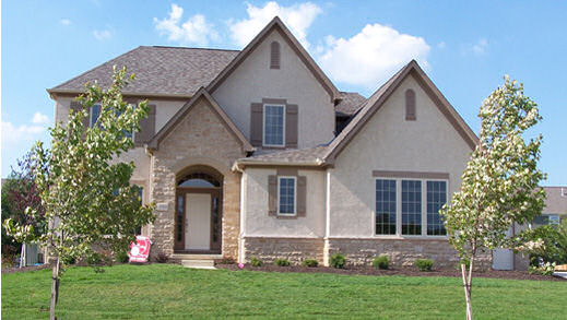 Silvestri homes custom home builder in central ohio for New home images